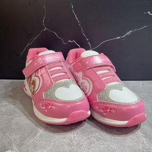 Disney Princess Sneakers Pink Size 9.5y